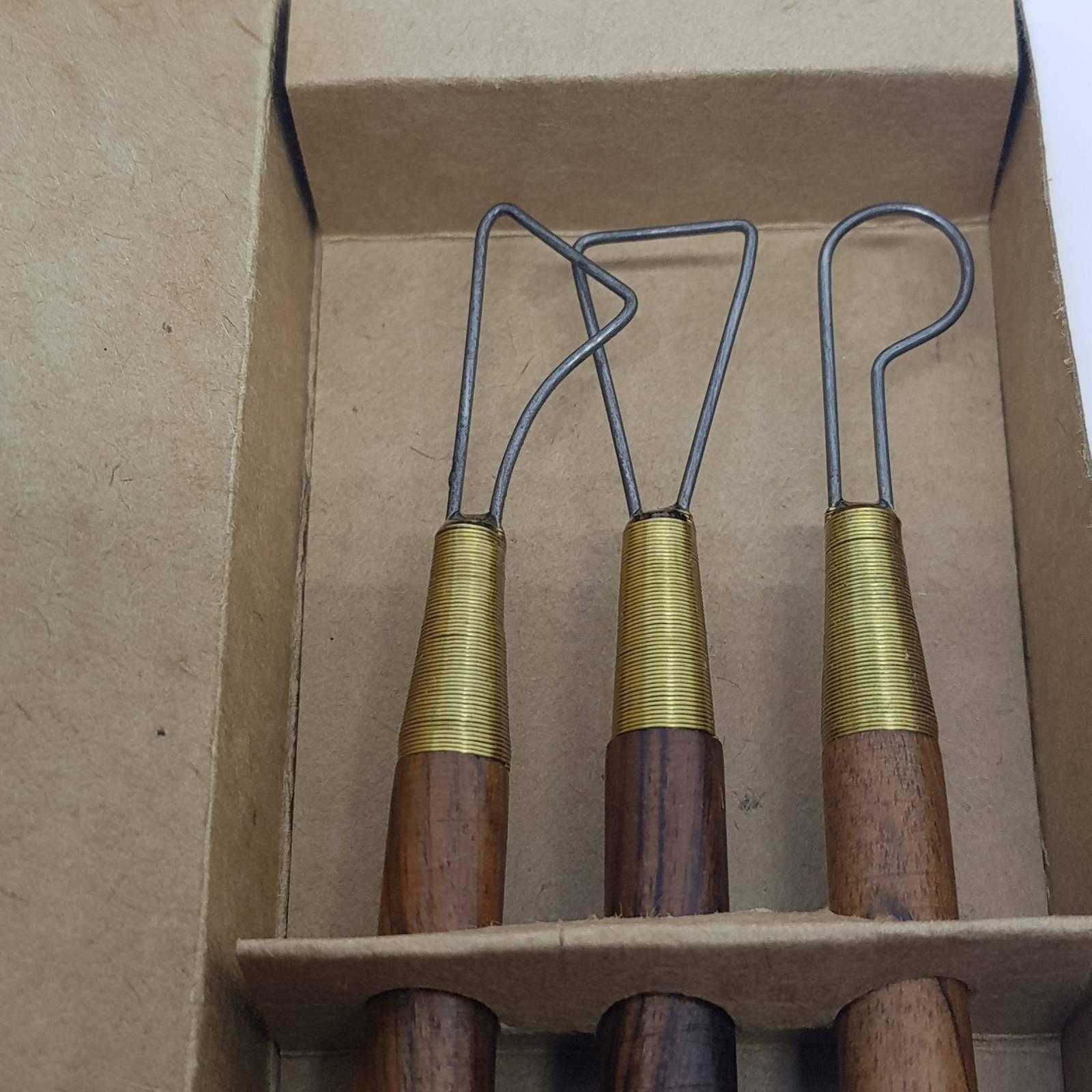 Kit de ferramentas para esculpir SW-2