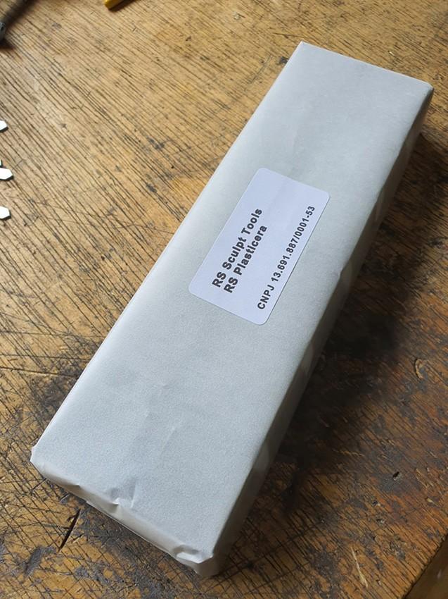 RS Clay - Plasticera para escultura