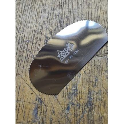 Slick em aço inox - ST-96-46-BDG