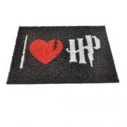 TAPETE CAPACHO HARRY POTTER 'I LOVE HP'
