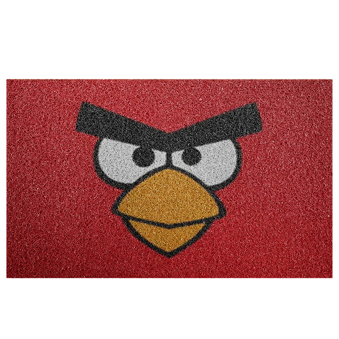 Tapete Capacho Angry Birds