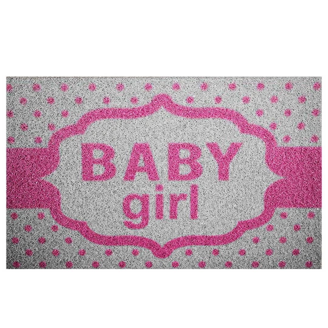 Tapete Capacho Baby Girl