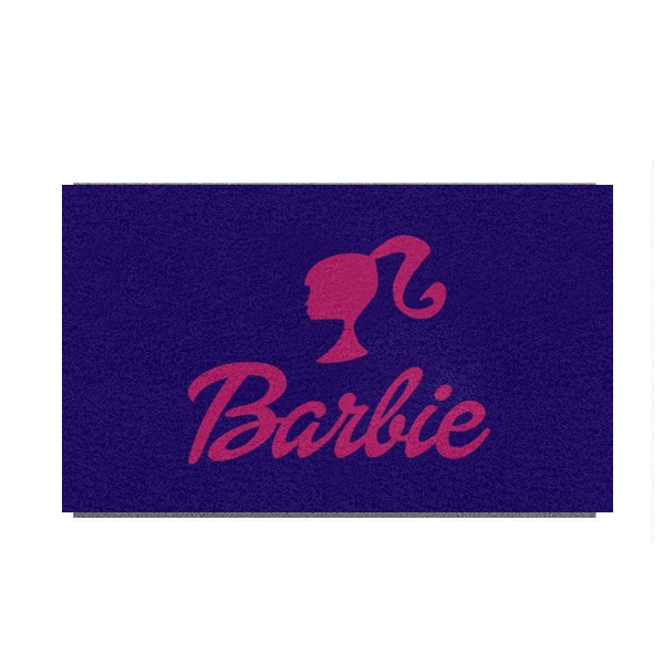 Tapete Capacho Barbie