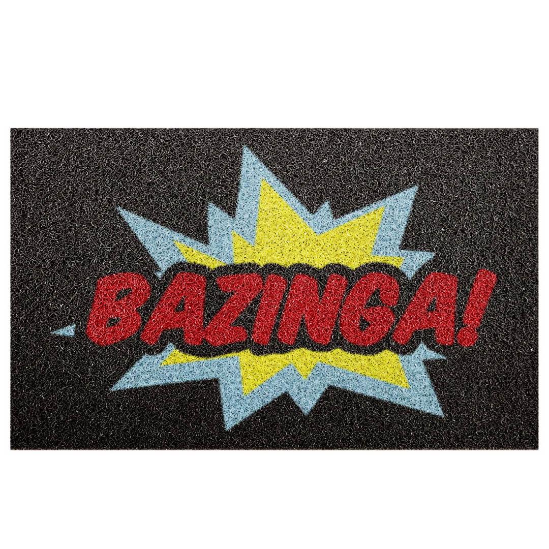 Tapete Capacho Bazinga