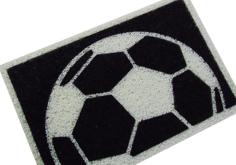 Tapete Capacho Bola De Futbol