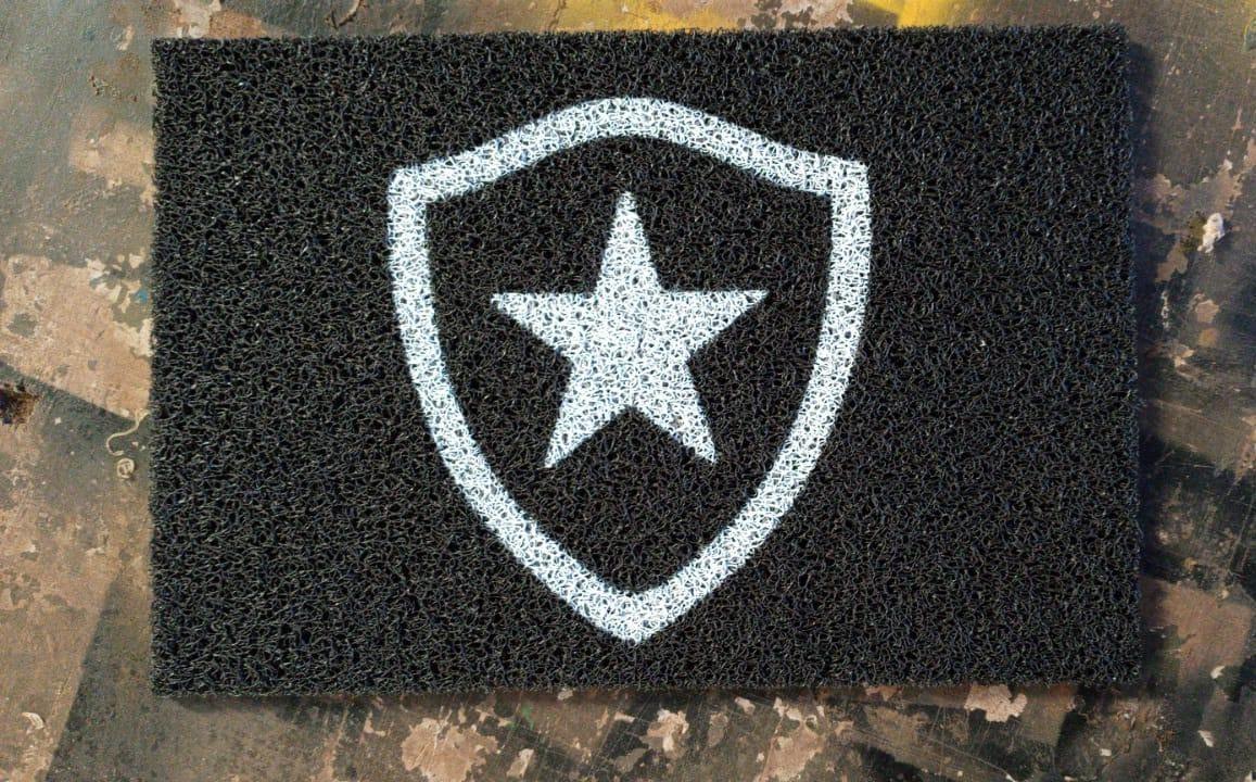 Tapete Capacho Botafogo