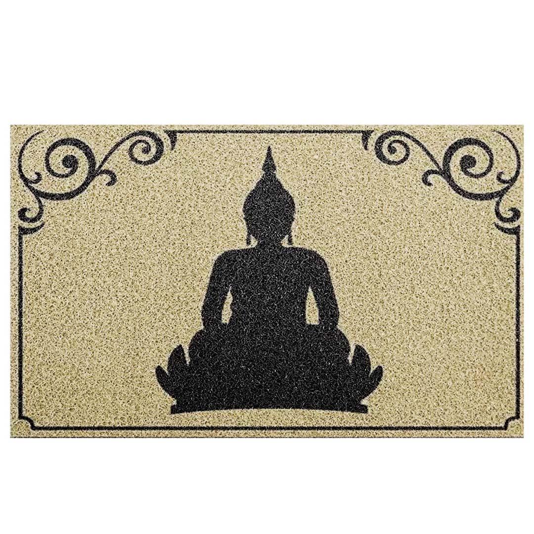 Tapete Capacho Buda