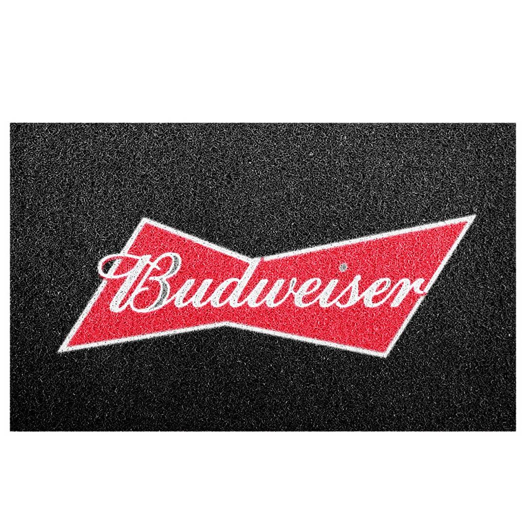 Tapete Capacho Cerveja Budweiser