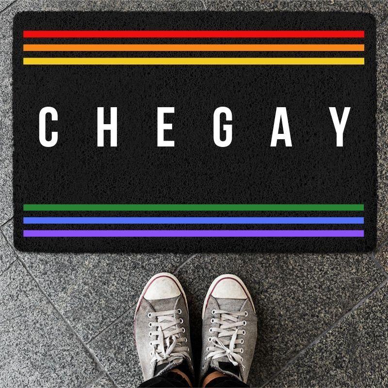 Tapete Capacho Chegay