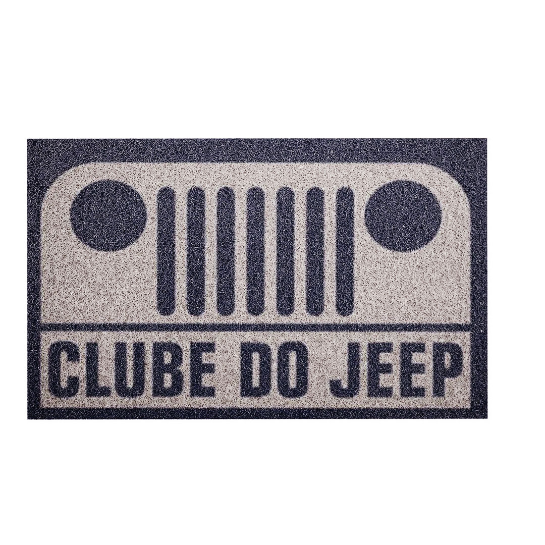 Tapete Capacho 'Clube Do Jeep'