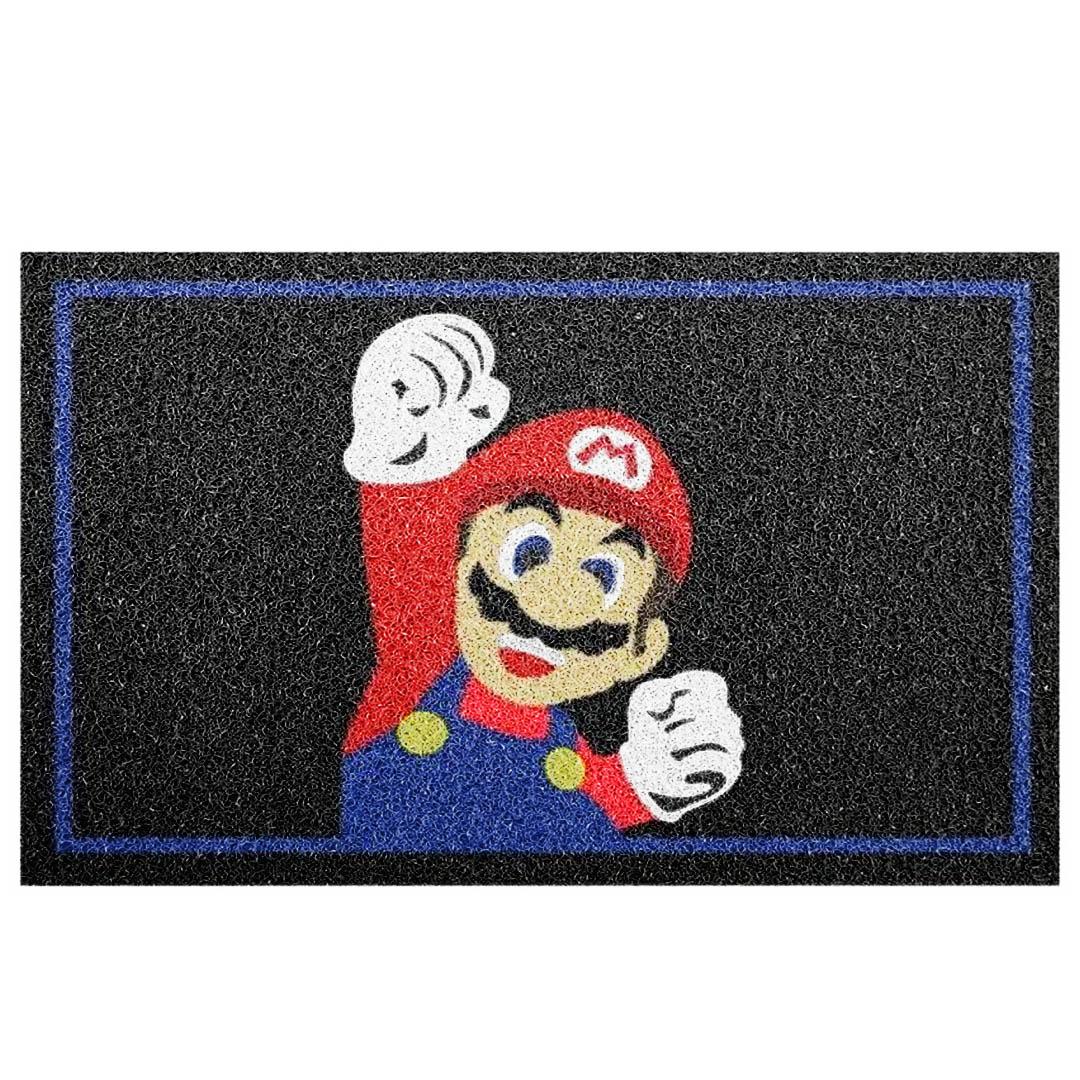 Tapete Capacho Do Mario