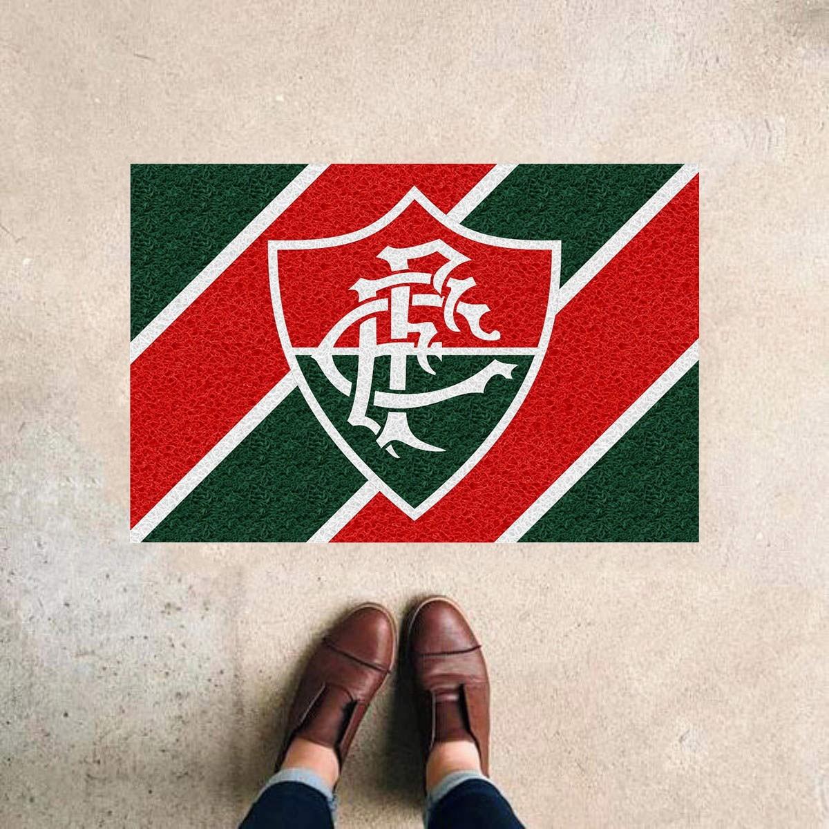 Tapete Capacho Fluminense