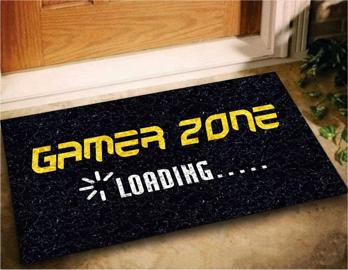 Tapete Capacho Gamer Zone
