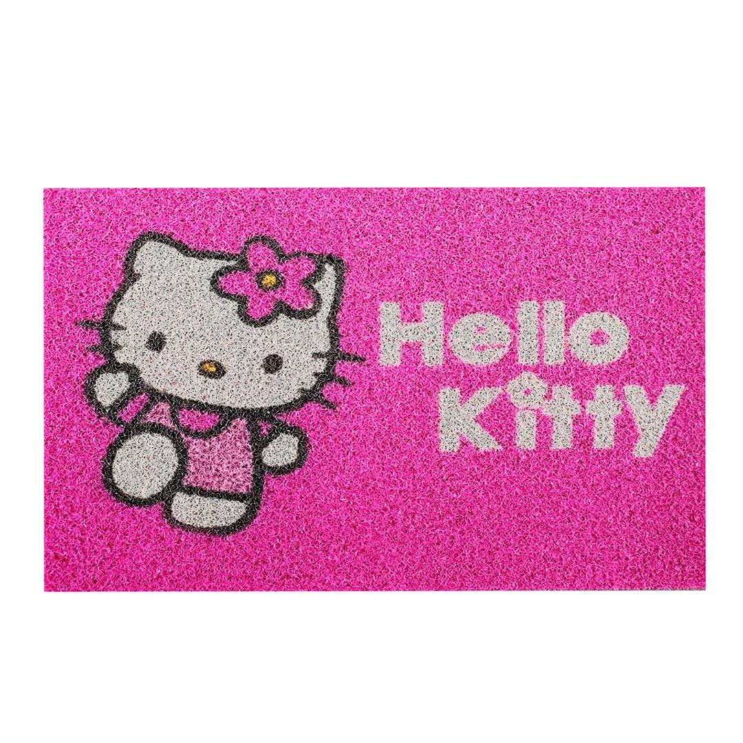 Tapete Capacho Hello Kitty