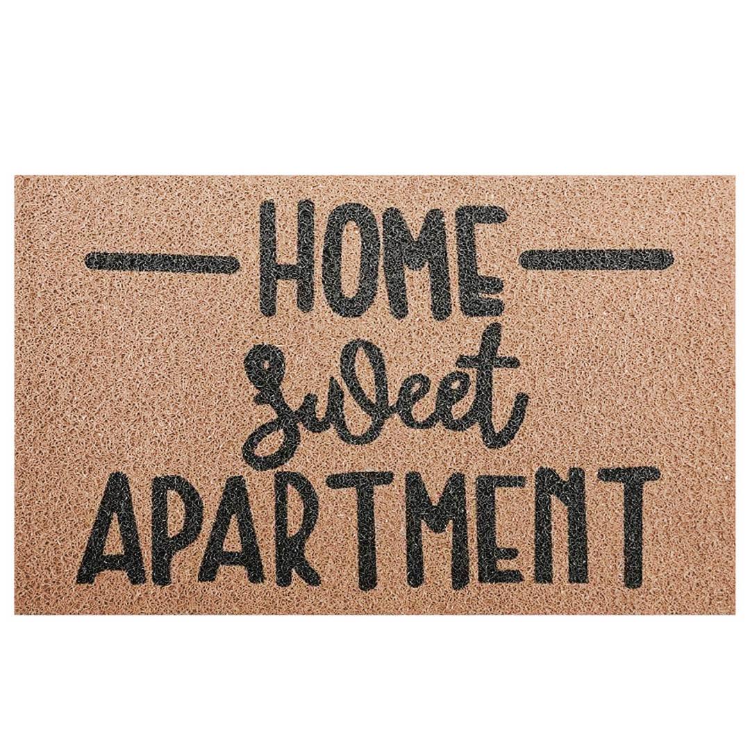 Tapete Capacho 'Home Sweet Apartament'