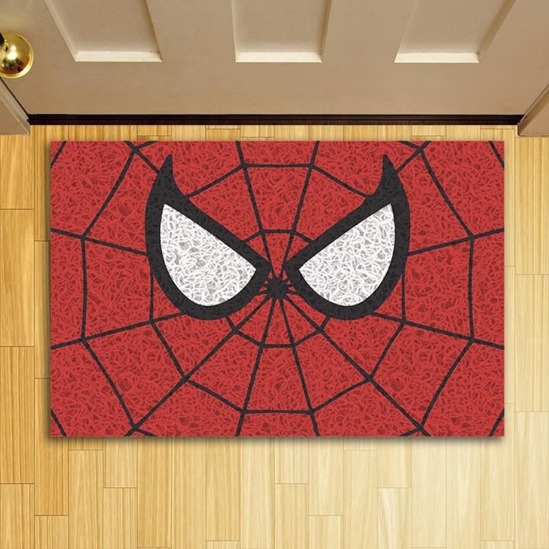 Tapete Capacho Homem Aranha