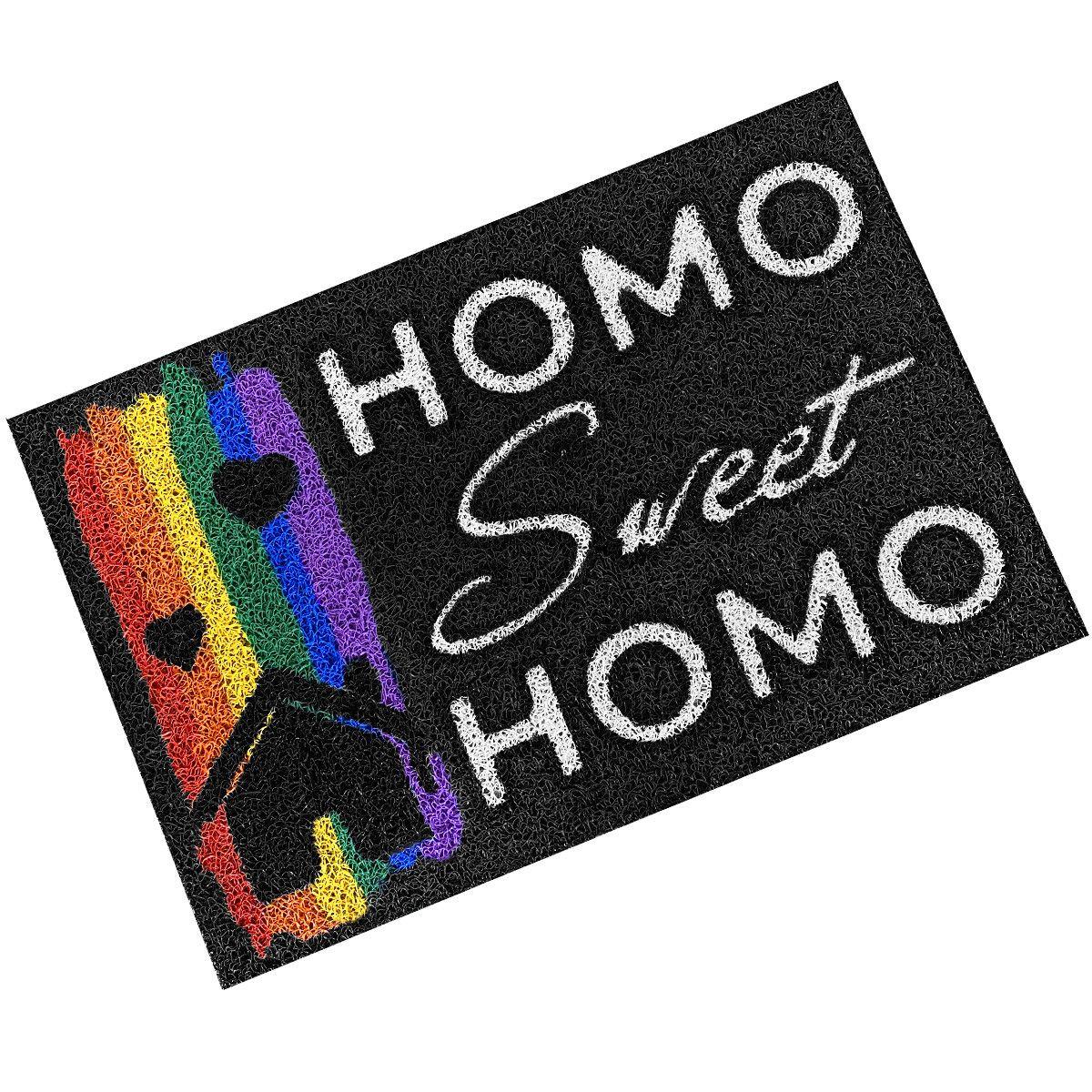 Tapete Ca´Pacho Homo Sweet Homo