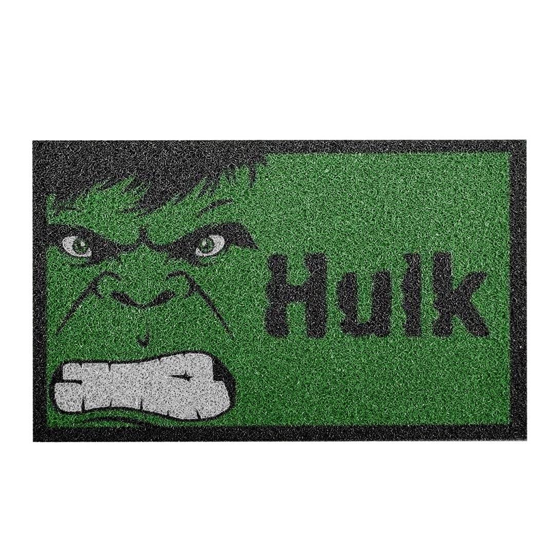 Tapete Capacho Hulk