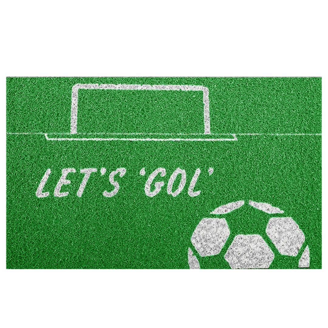 Tapete Capacho 'Let'S Gol'