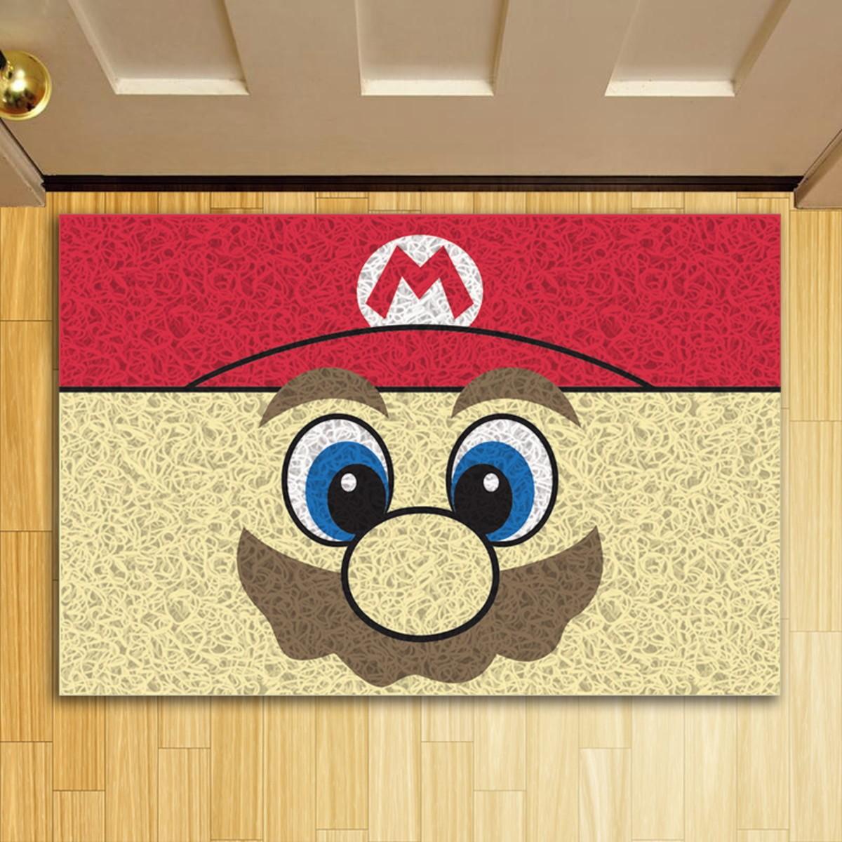 Tapete Capacho Mario
