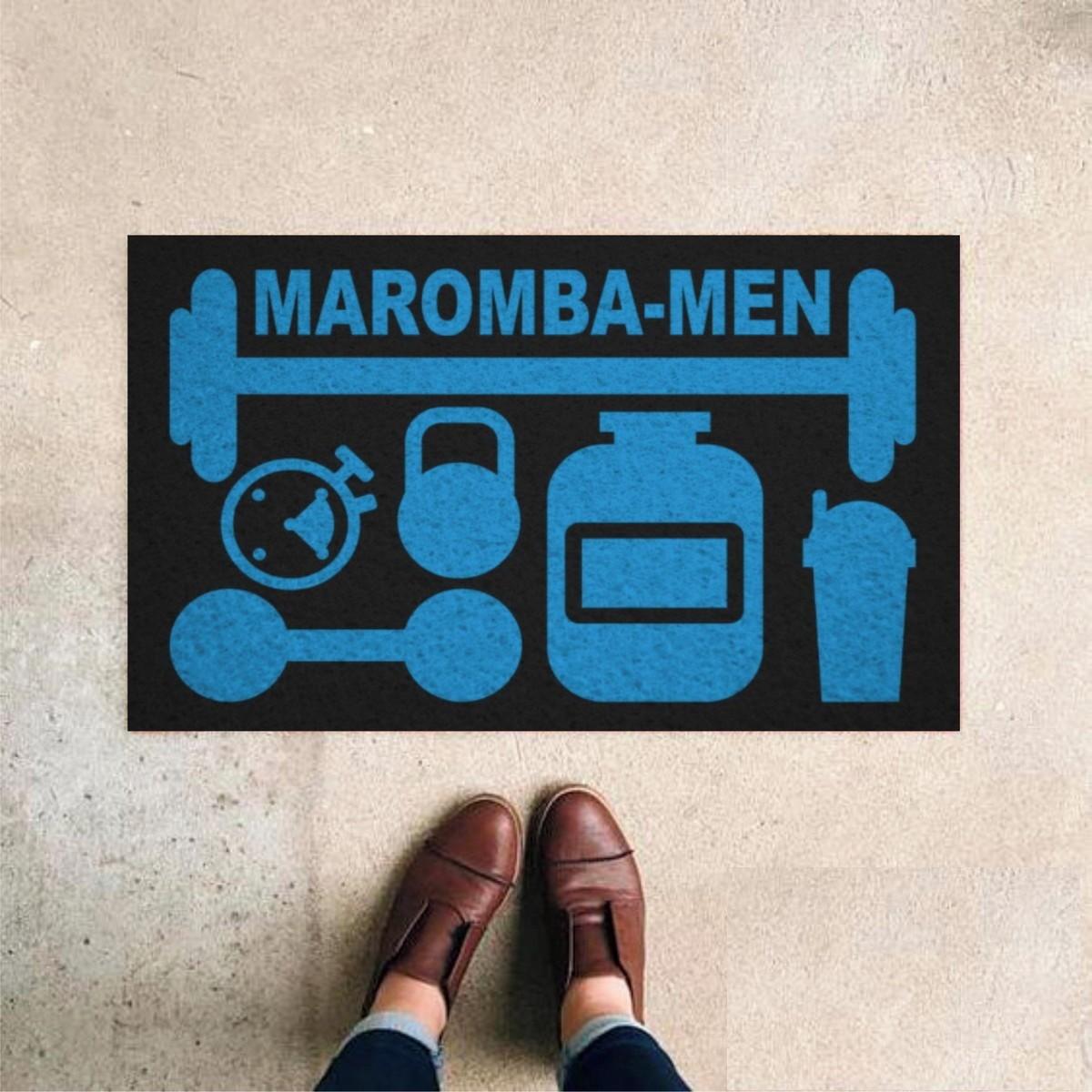 Tapete Capacho Maromba Man