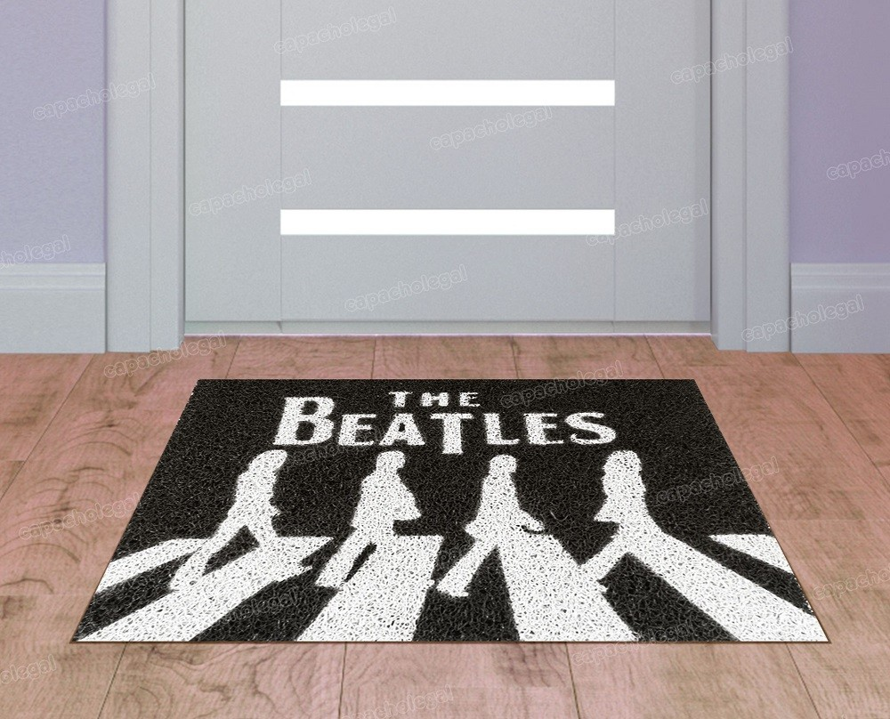 Tapete Capacho Musical 'The Beatles'