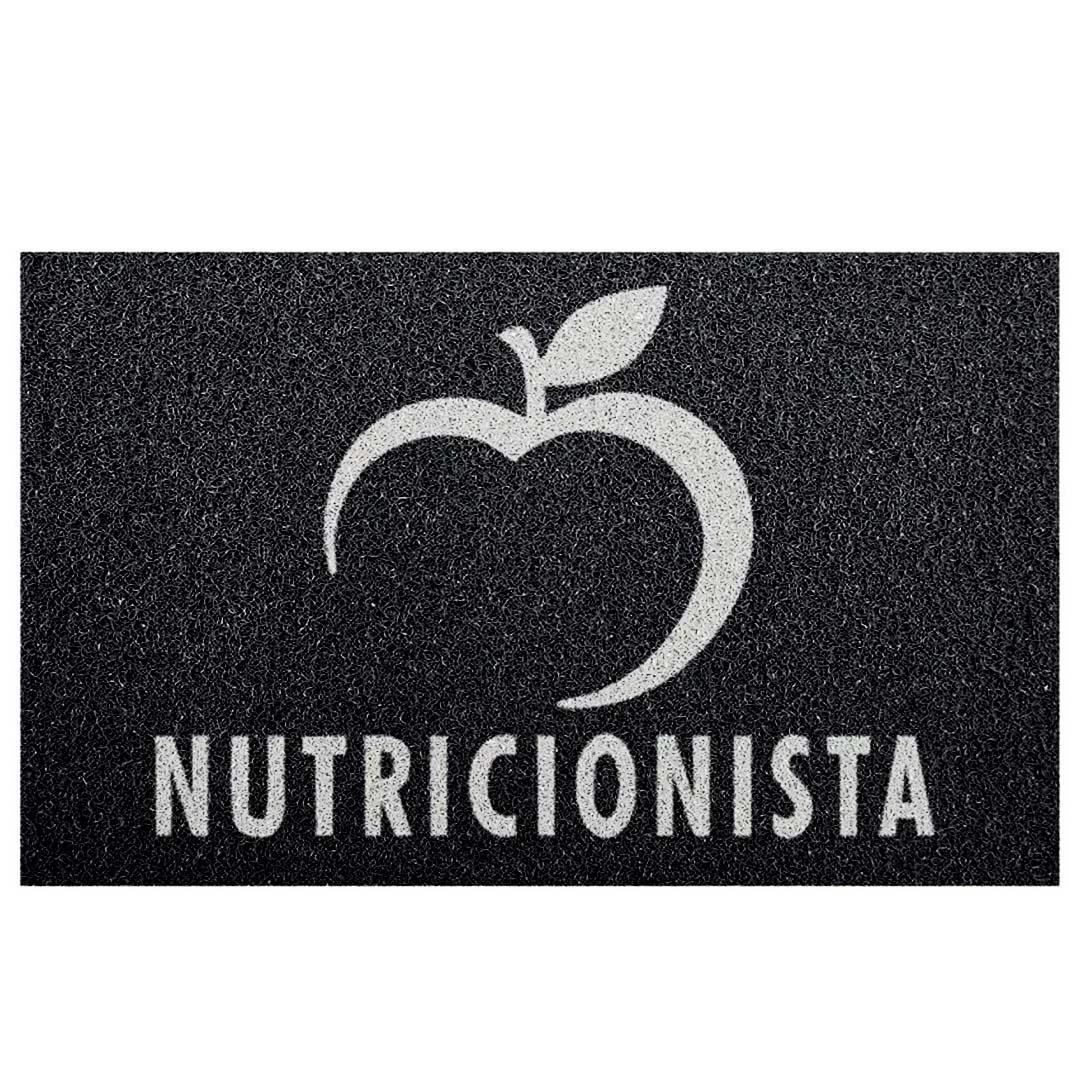 Tapete Capacho Nutricionista