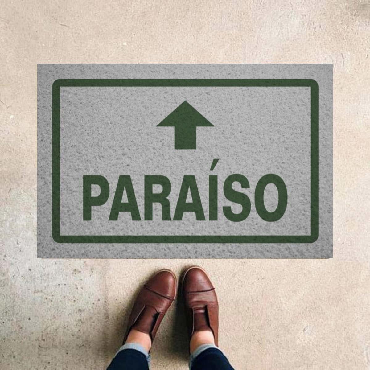 Tapete Capacho Paraiso