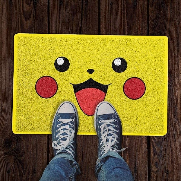 Tapete Capacho Pikachu