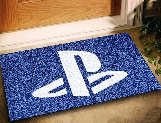 TAPETE CAPACHO PLAYSTATION 60X40
