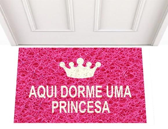 Tapete Capacho Princesa