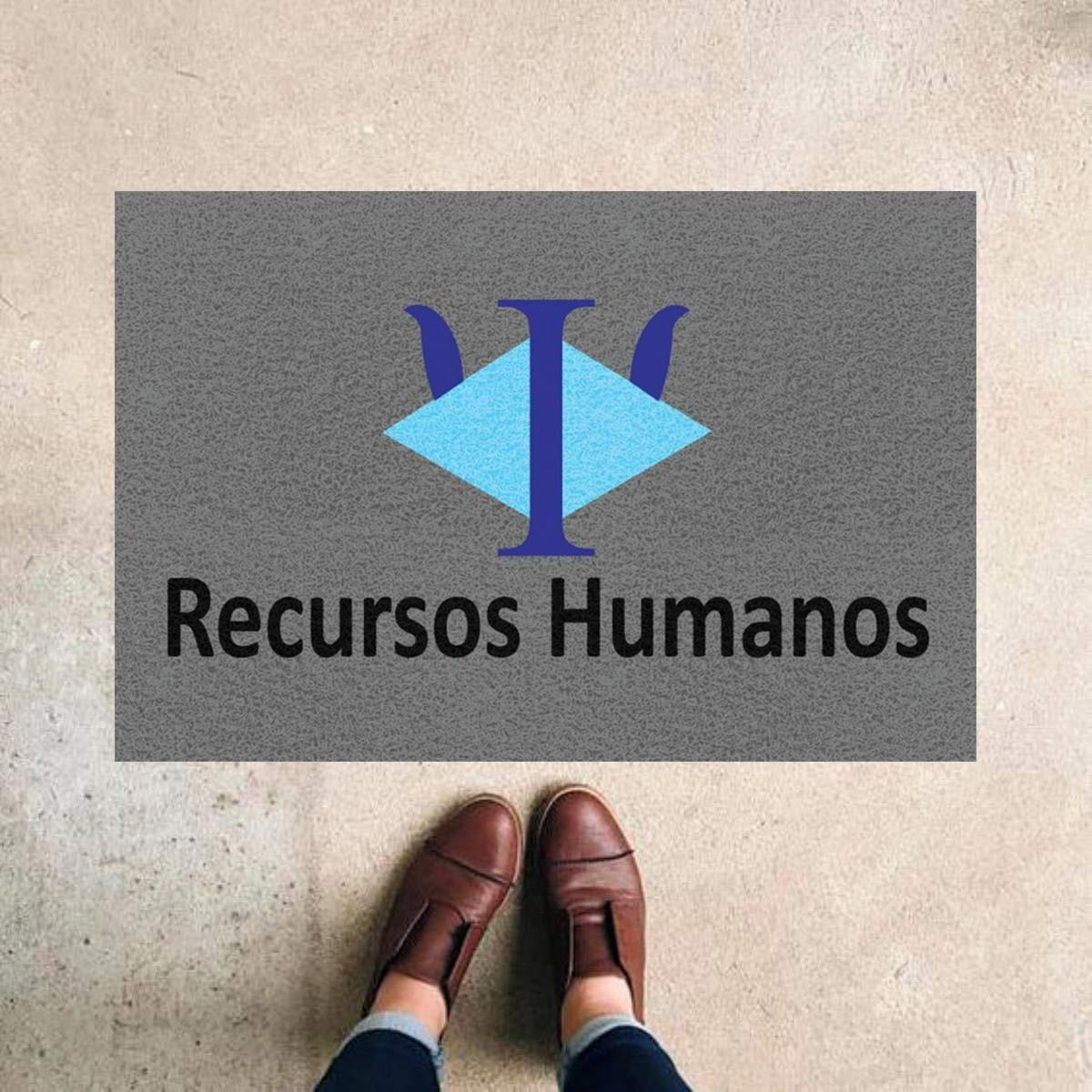 TAPETE CAPACHO RECURSOS HUMANOS