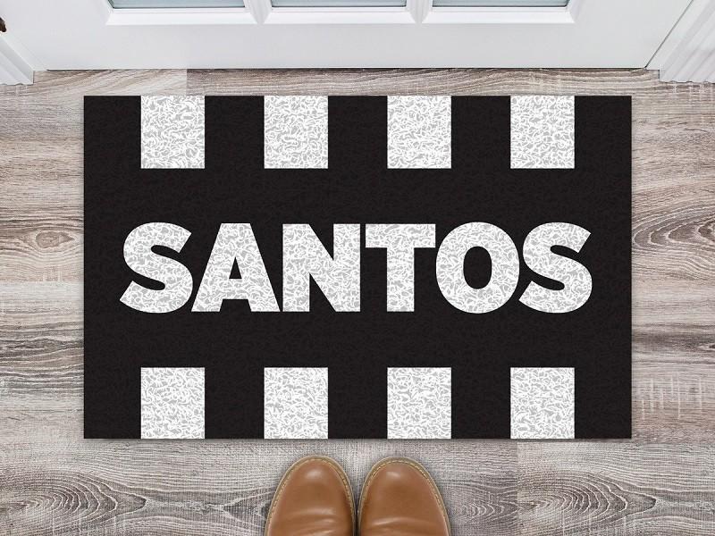 Tapete Capacho Santos