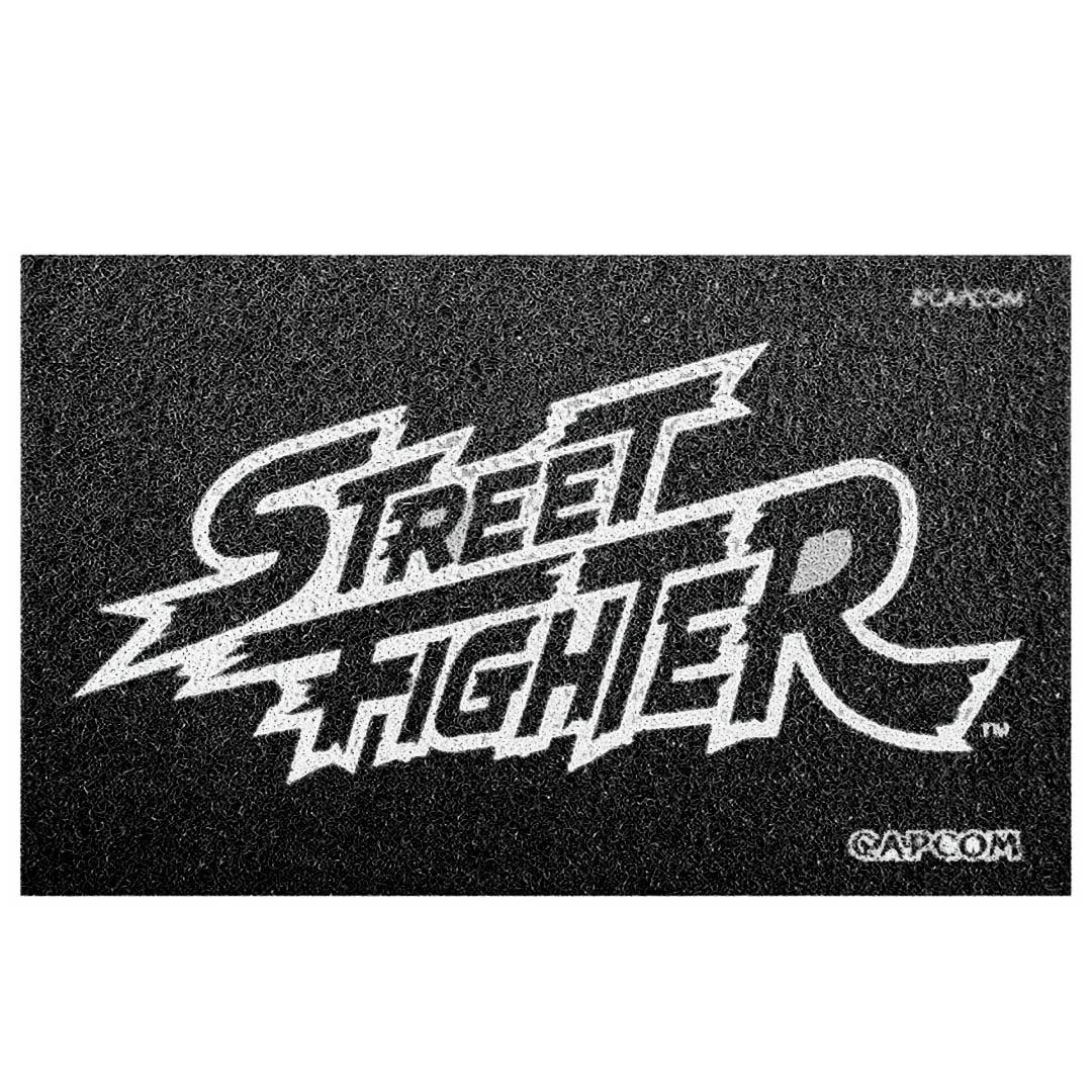 "Tapete Capacho ""Street fighter"""