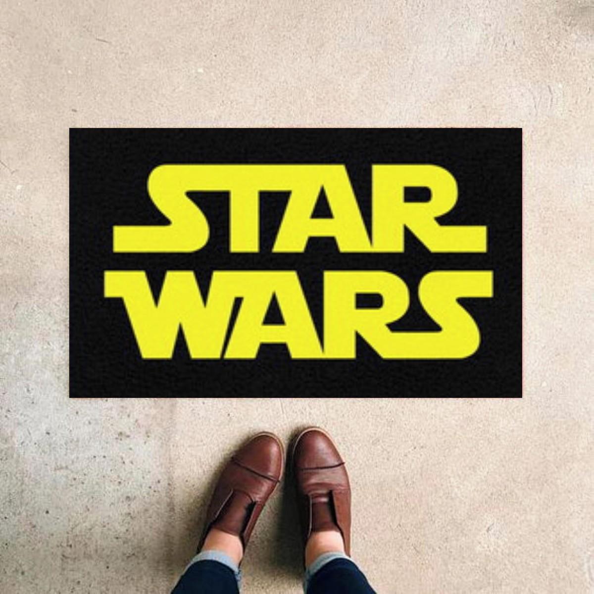 Tapete Capacho Star Wars