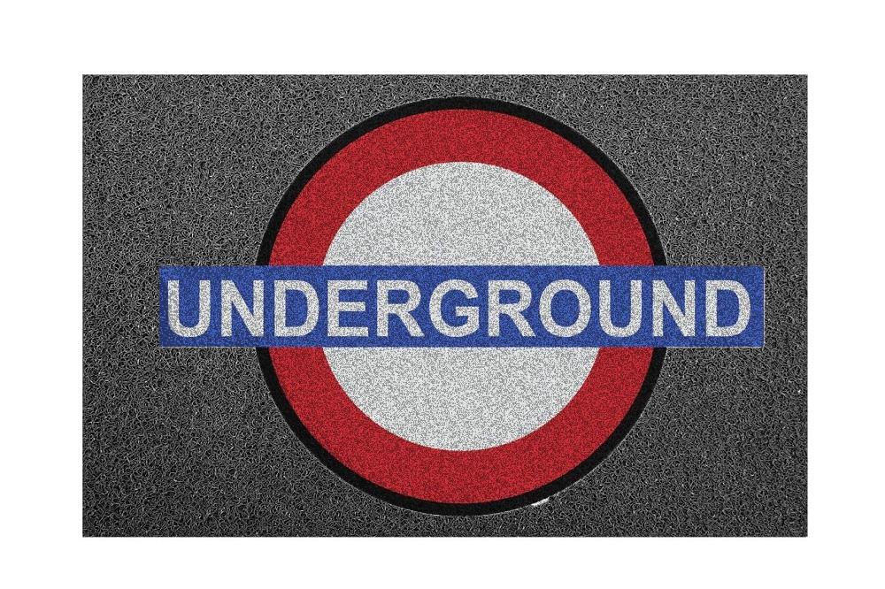 Tapete Capacho  Underground