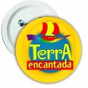"""Botton """"Logo Terra Encantada"""""""