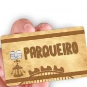 """Película para cartão """"Parqueiro"""""""