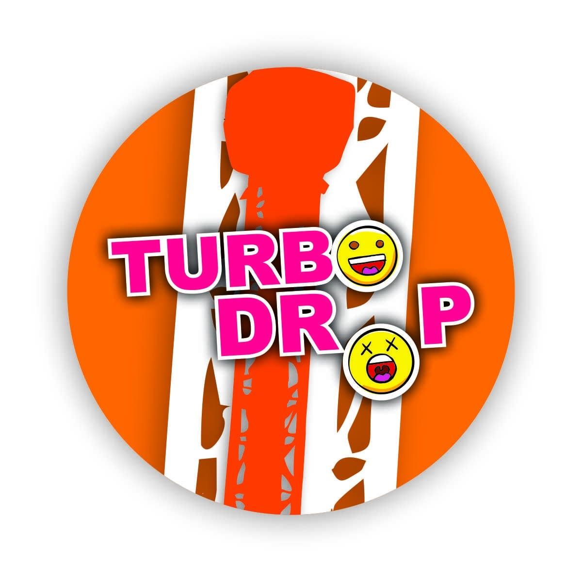 "Chaveiro ""Turbo Drop"""