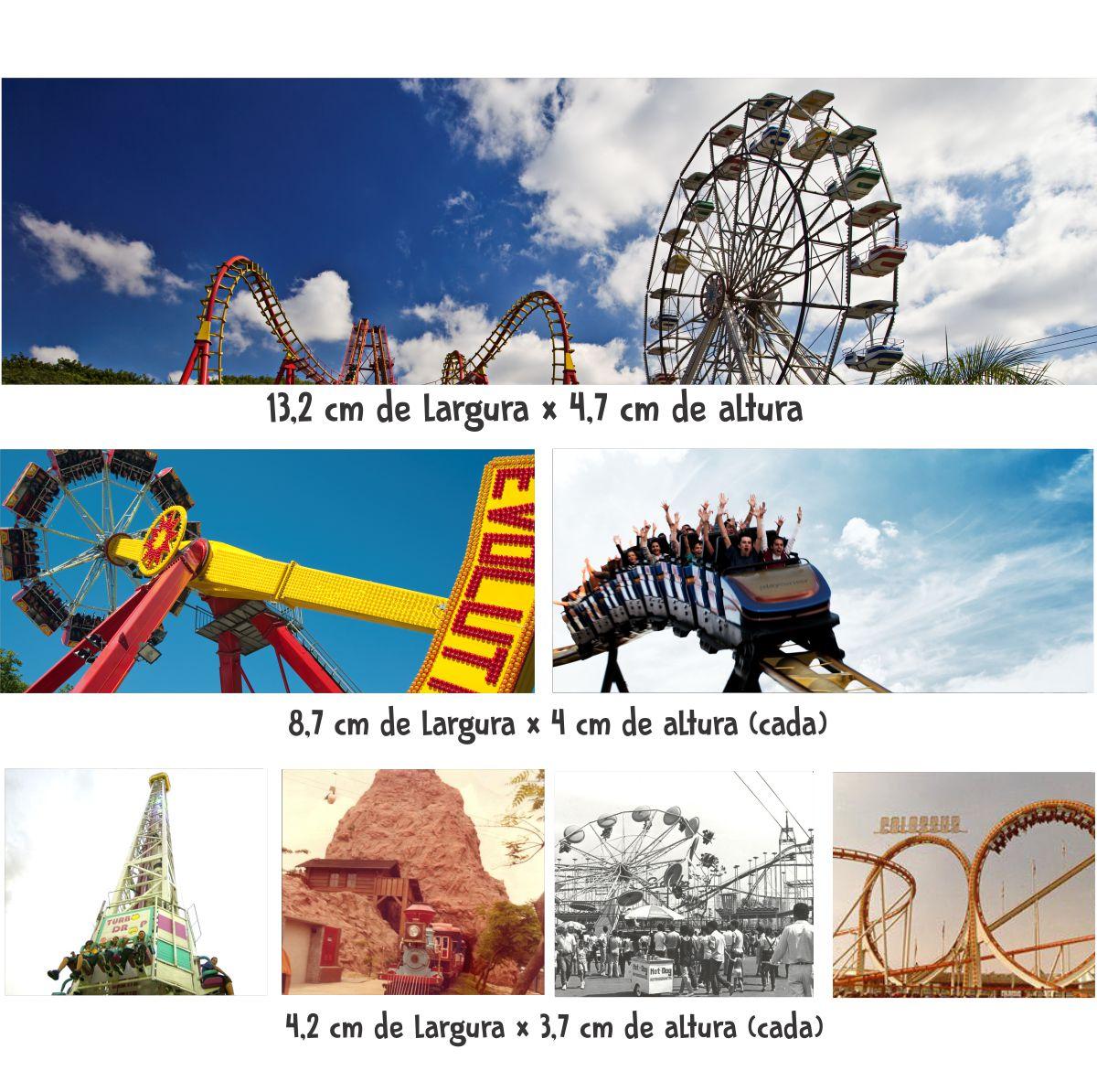 """Coleção """"Fotões"""" - 7 Adesivos (+3adesivos surpresa!)"""