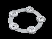 Efeitos para Chimbal MEINL Ching Ring - contendo 5 pares de platinelas de zinco inoxidável