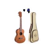 Kit Ukulele Concert Bamboo 23