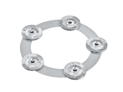 MEINL DCRING - Efeitos para Chimbal contendo 5 pares de zinco inoxidável