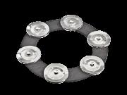 MEINL SCRING - Soft Ching Ring - efeitos para chimbal contendo 6 pares de platinelas de aço inoxidável