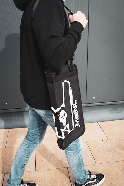Bag para baquetas MEINL - Linha The Horns