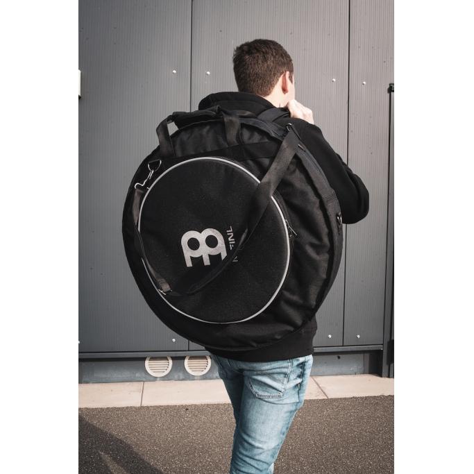 "Bag para pratos de bateria MEINL - Pro Cymbal Backpack 22"""
