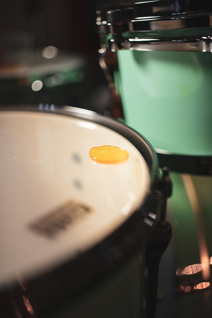 Gel abafador de bateria MEINL - Drum Honey com tamanhos sortidos