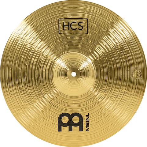 "Kit de pratos MEINL HCS - 14"", 16"" e 20"""