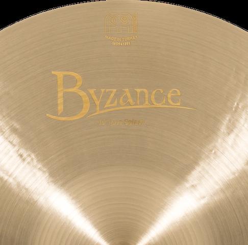 """MEINL 10"""" Jazz Splash - Linha Byzance Jazz"""