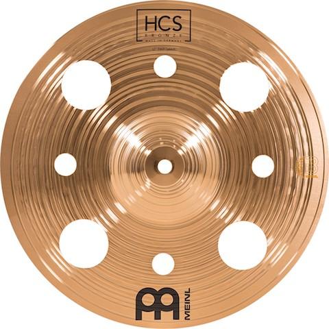 "MEINL 12"" Trash Splash - Linha HCS bronze"